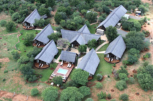 Pilanesberg Exclusive Use Self-catering Lodge Black Rhino Game Lodge Pilanesberg Game Park Black Rhino Private Game Reserve