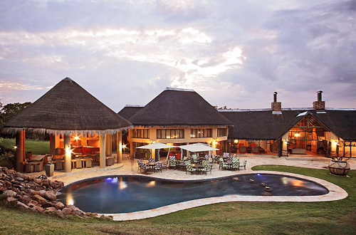 Ultra Luxury 5-Star Lodges | Madikwe Game Reserve