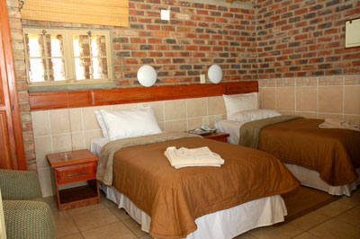 Twin Bedroom Chalets Manyane Resort Accommodation Bookings  Pilanesberg Game Park,Luxury Accommodation